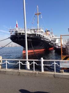 日本郵船氷川丸