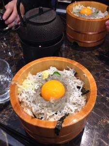 鎌倉のシラス丼